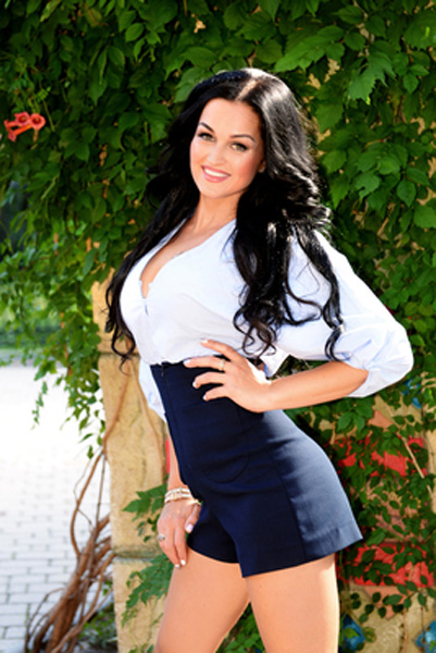 delightful Ukrainian female from city Kharkov Ukraine