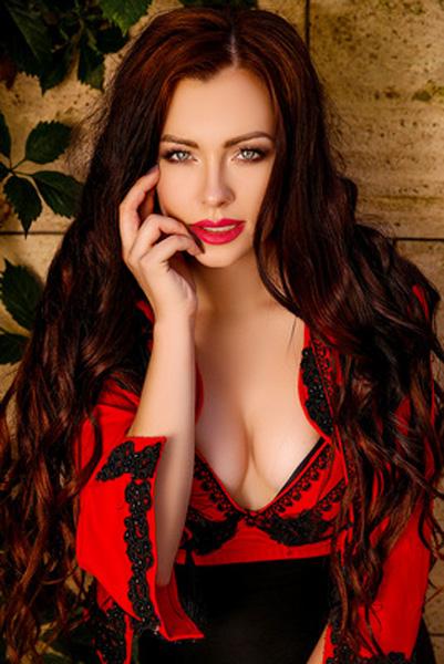 perfect Ukrainian lady from city Kyiv Ukraine